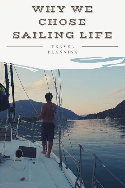 sailing life