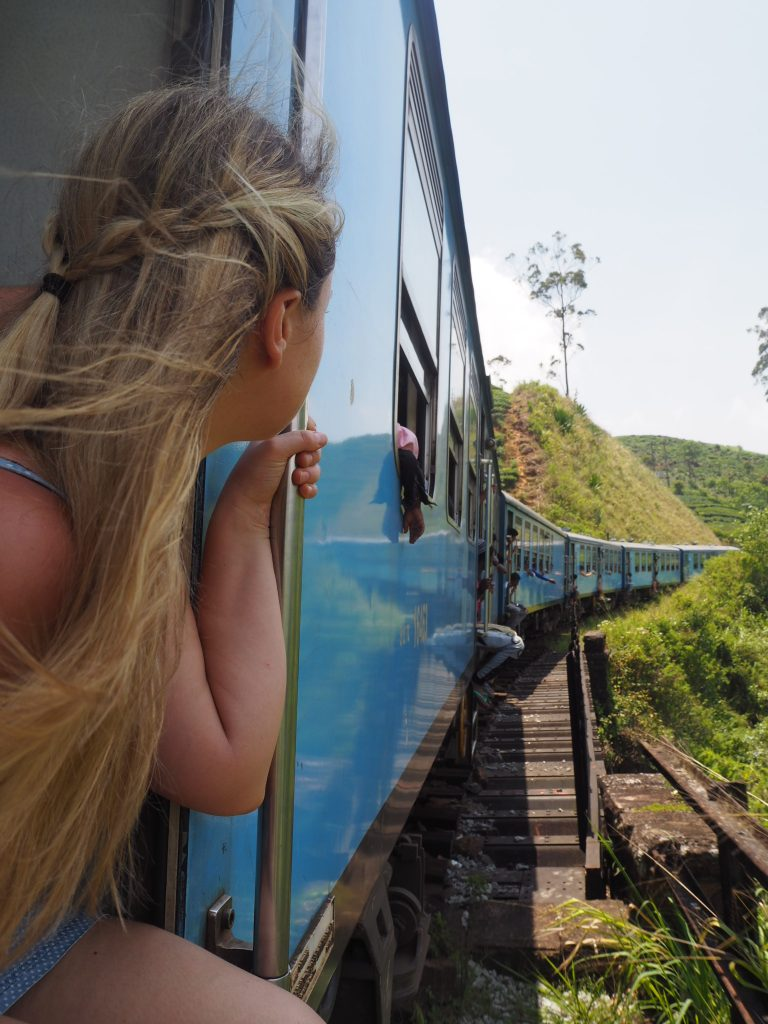 Sri lanka 2 week itinerary-train rides
