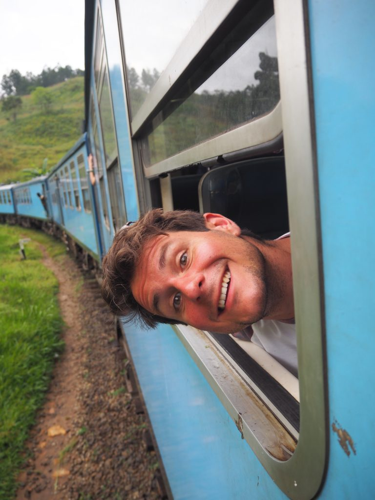 How to travel on Sri Lanka's most beautiful railway-head out the window