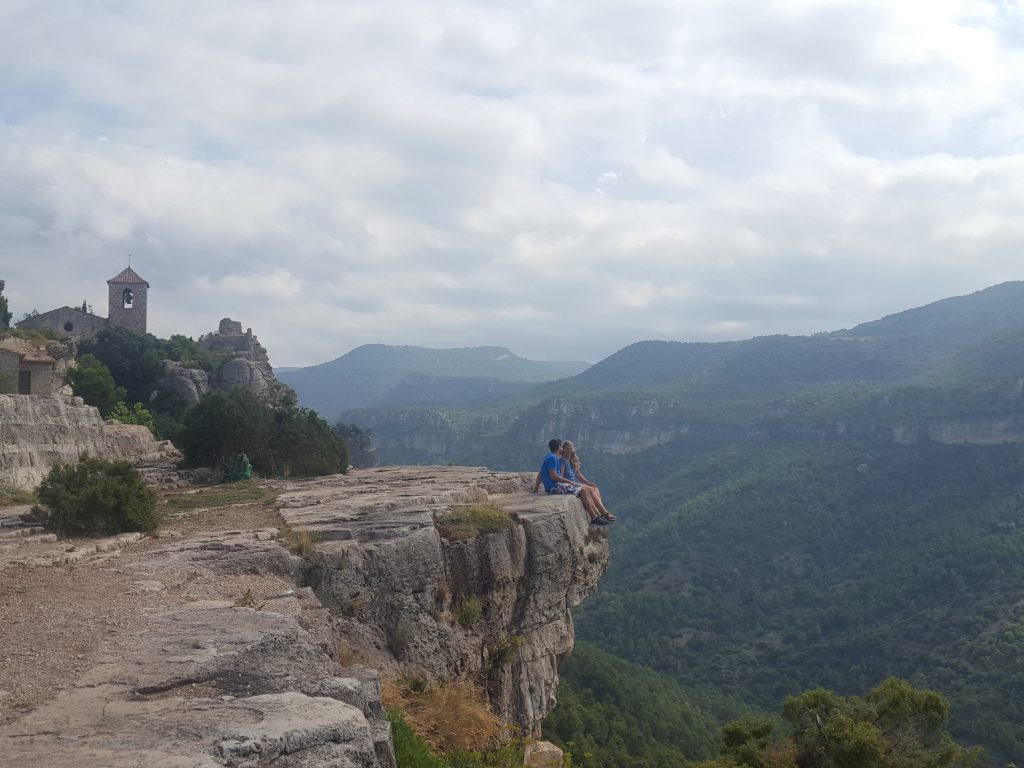 Siurana's incredible views