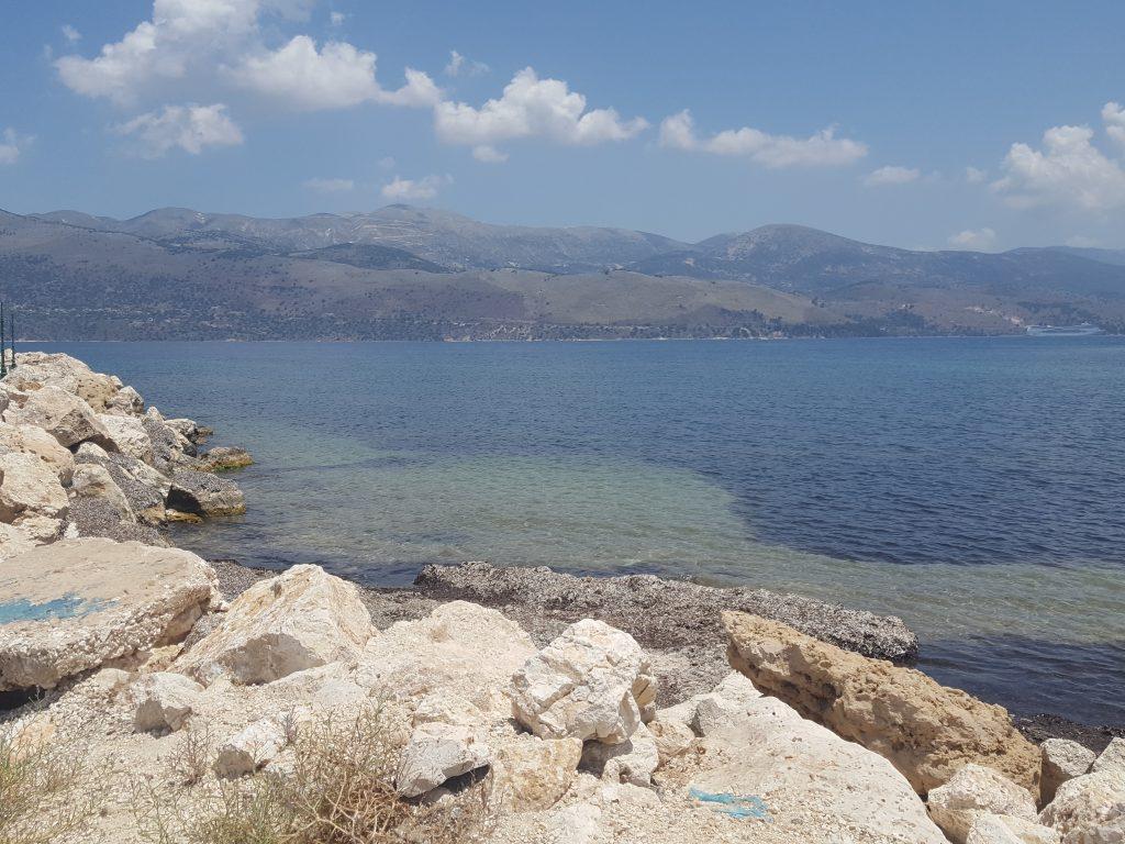 Kephalonia in Greece
