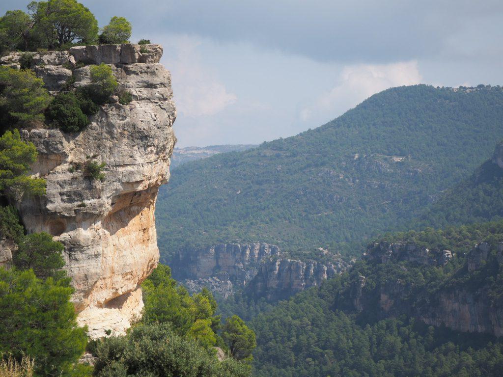 Siurana's famous rocks