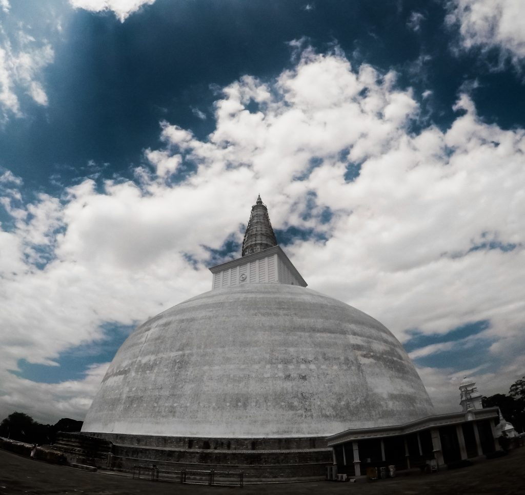 Anuradhapura, AN ANCIENT TEMPLE