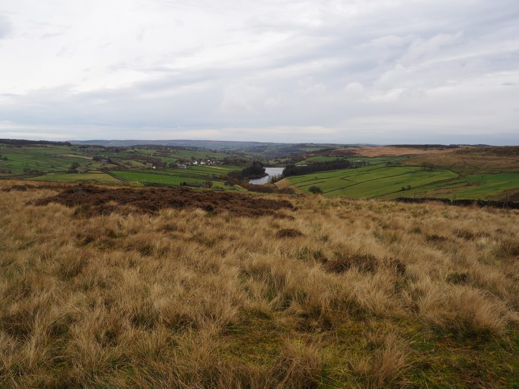 Howarth's desolate moorlands