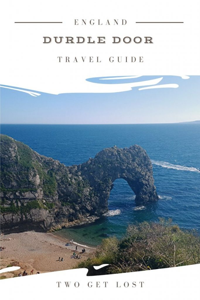 lulworth cove and durdle door in england