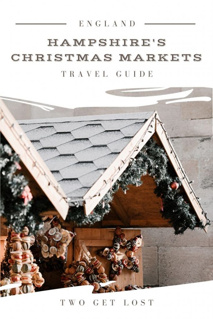 Hampshire's christmas markets