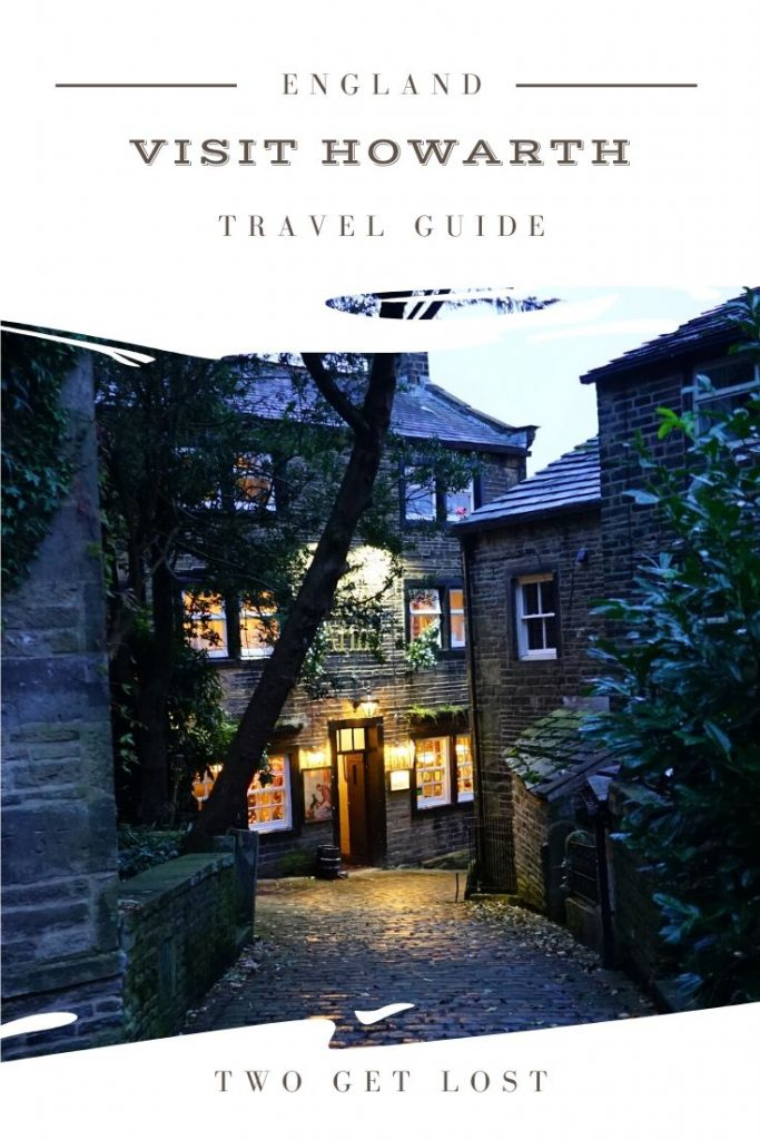 A pin for visit haworth, the ultimate guide.