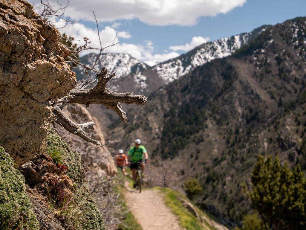 MOUNTAIN BIKING IN THE HIMALAYAS