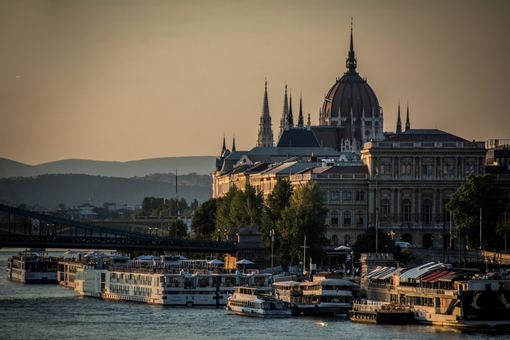 BUDAPEST OLD TOWN