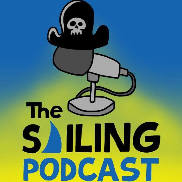 the sailing podcast logo
