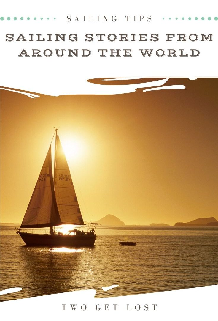 sailing stories pin for pinterest