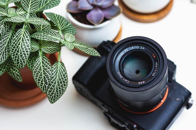 a dslr for blogging