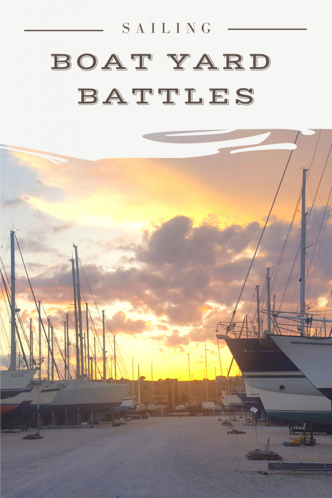 boat yard battles