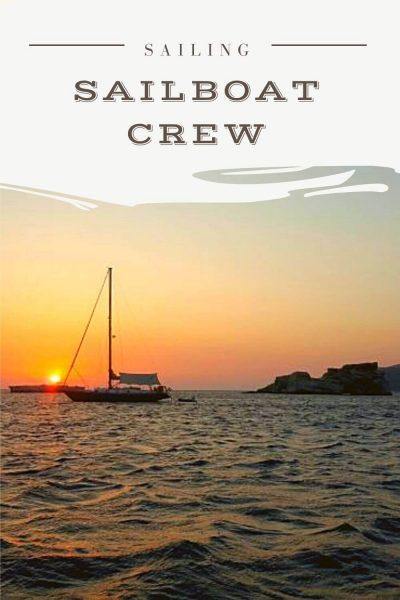 sailboat crew