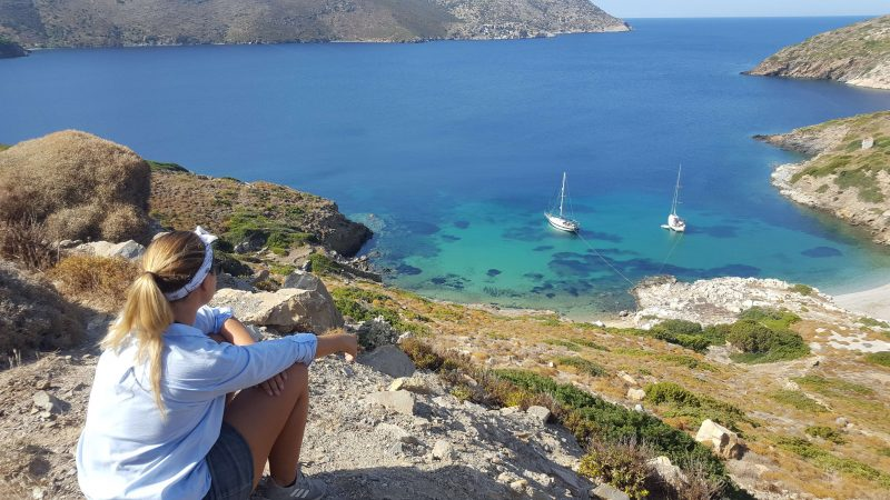 quiet greek islands to explore this summer