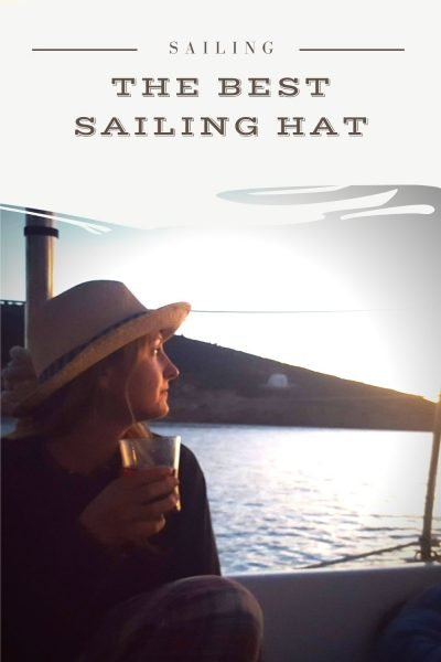 best sailing hat