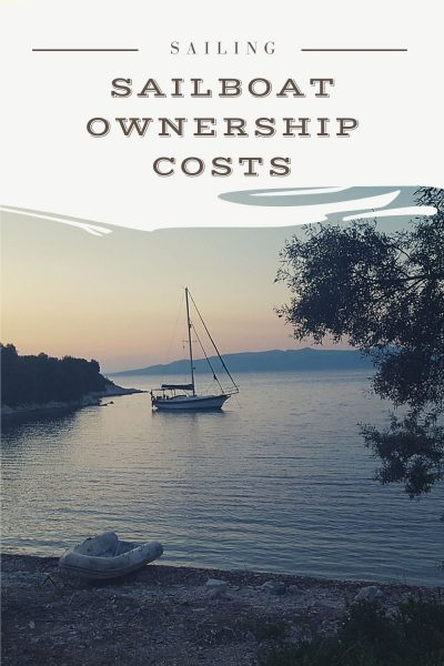costs of sailboat ownership