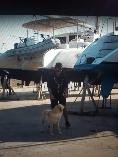 marina di ragusa's boatyard