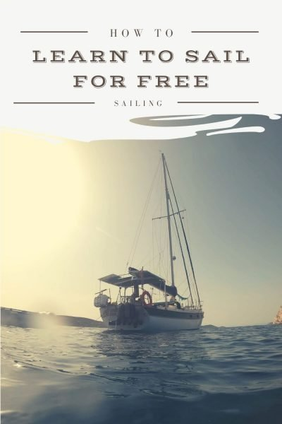 learn to sail for free