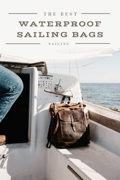 waterproof sailing bags