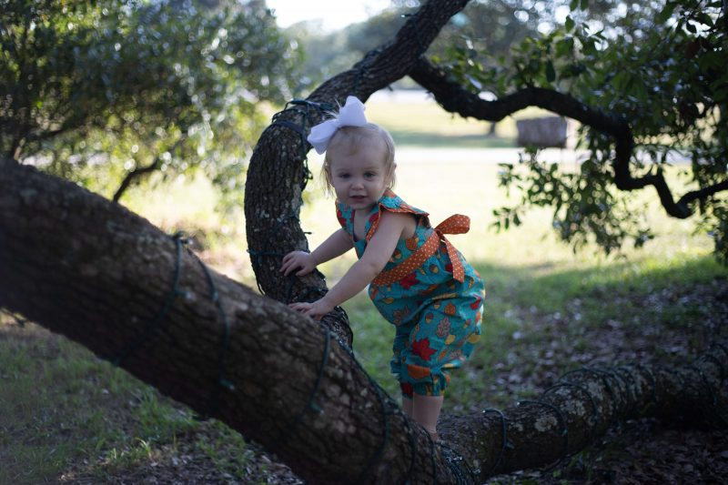 hug a tree is a great winter outdoor activity for kids