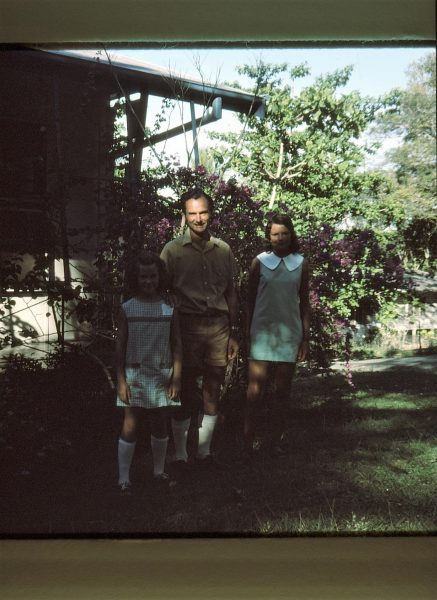 a family in papau new guinea