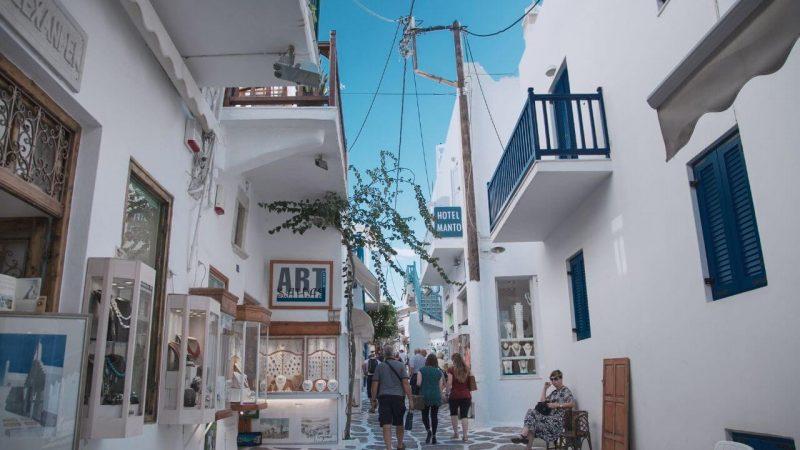 exploring kioni in greece