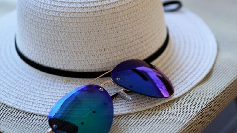 The best sunglasses for sailing on a hat